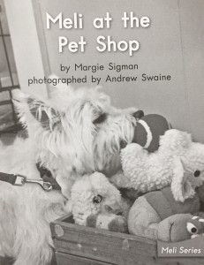 """""""Meli at the Vet"""" by Margie Sigman"""